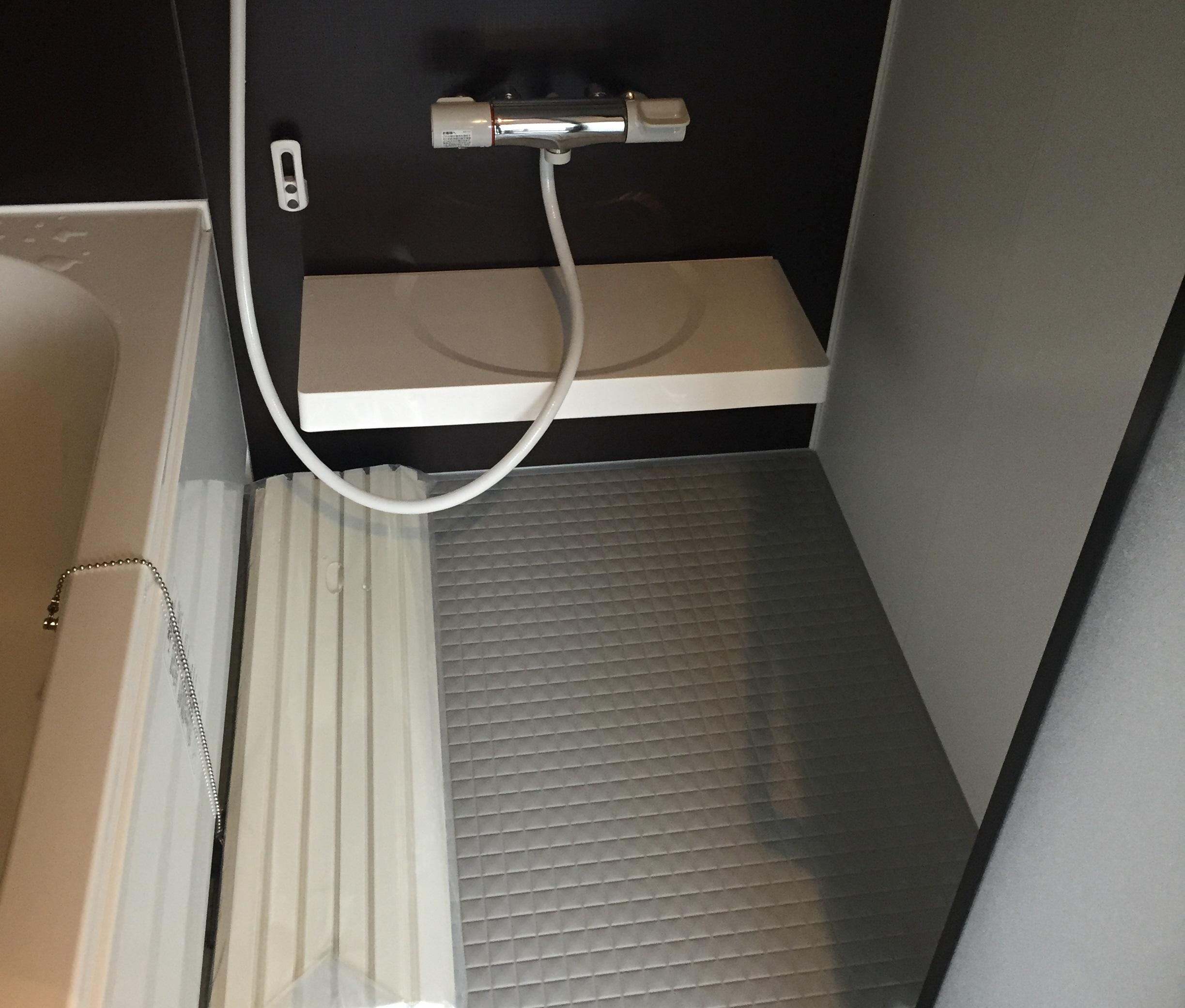 神戸マンションリフォーム浴室