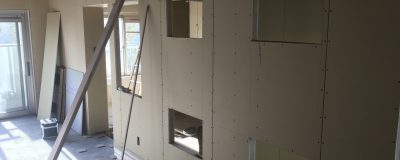 室内窓の開口部(リノベーション神戸)