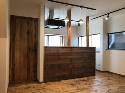 神戸市戸建て住宅リノベーション