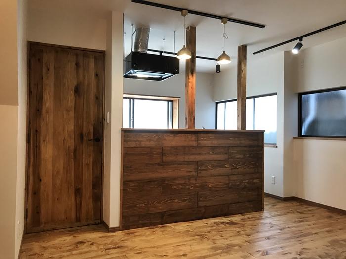 神戸市松原通戸建て住宅リノベーション